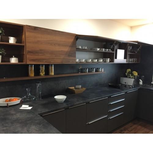 Kuchyna G hruška , antracit